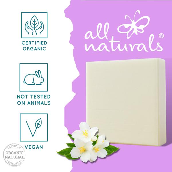 All Naturals Organic Hand-Soap Jasmine