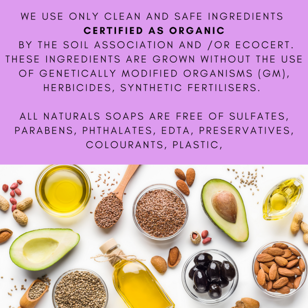 Go Organic Jasmine Soap
