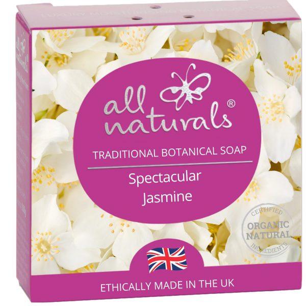 Organic Soap Jasmine for Sensitive Skin