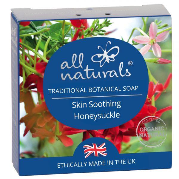 All Naturals Soap Honeysuckle