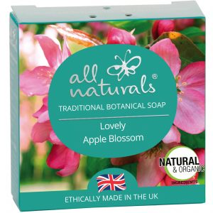 All Naturals Hand Soap Face Wash Apple Blossom