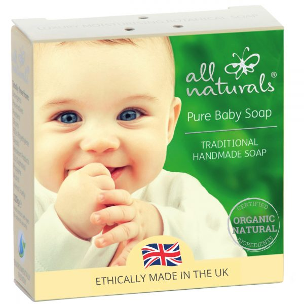 All Naturals Pure Baby Soap