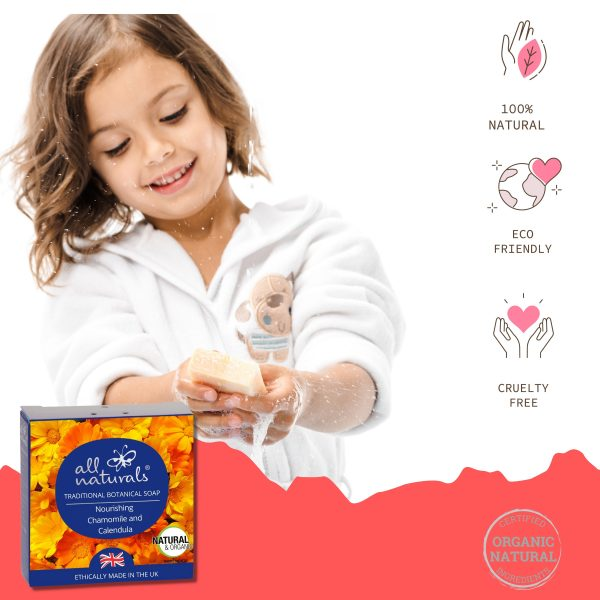Chamomile Calendula Soap ECO Friendly