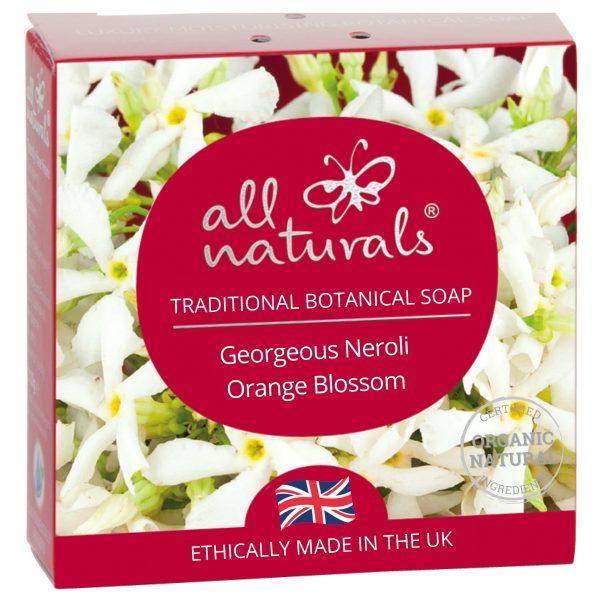 All Naturals Organic Soap Neroli