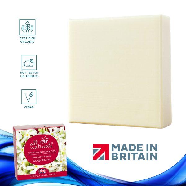 All Naturals Neroli Soap Sensitive Skin