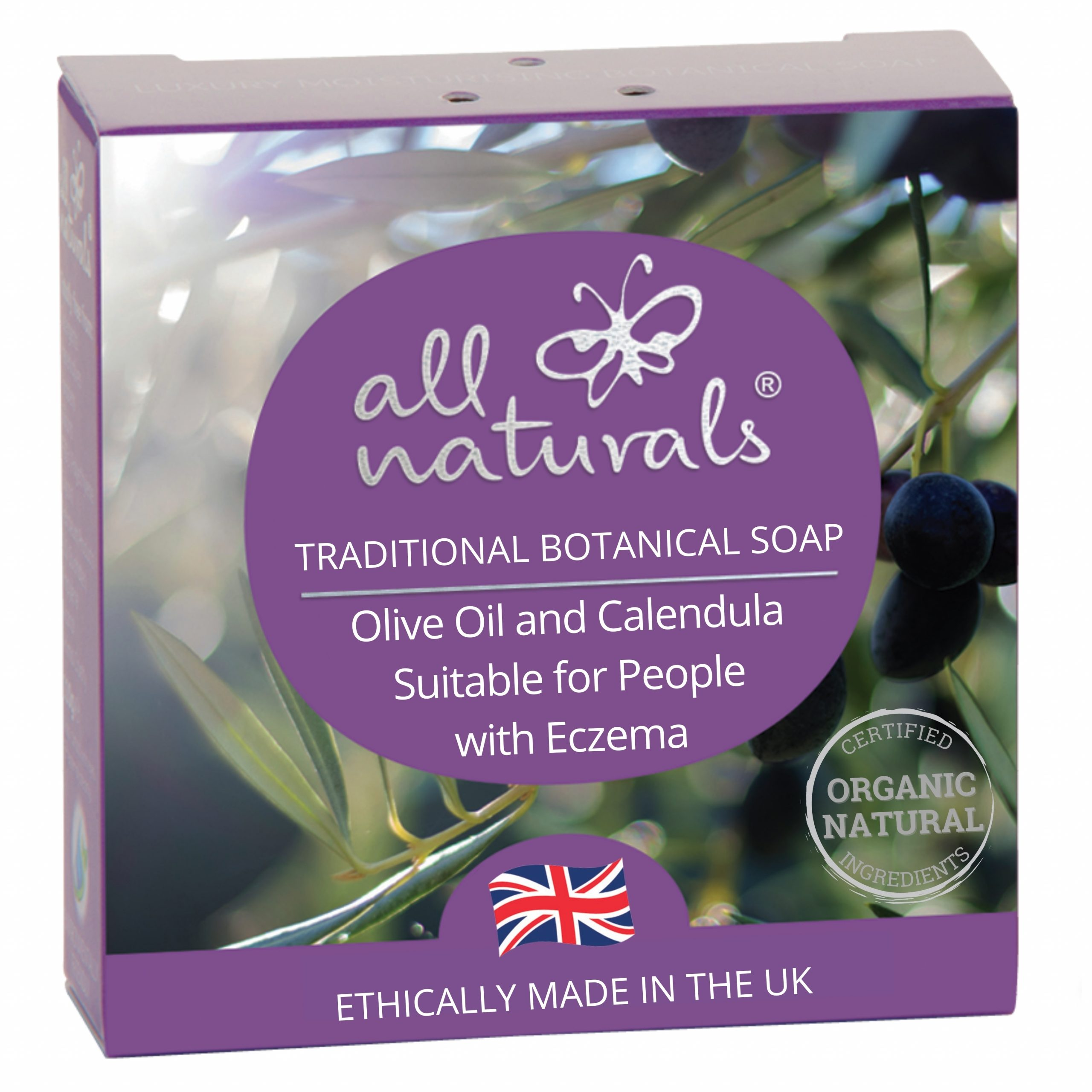 Natural Organic Soap Eczema